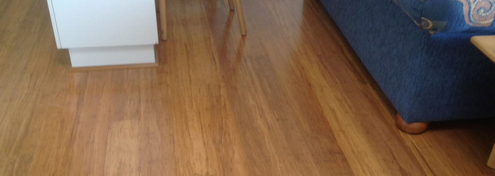 Solid Bamboo Residential Flooring
